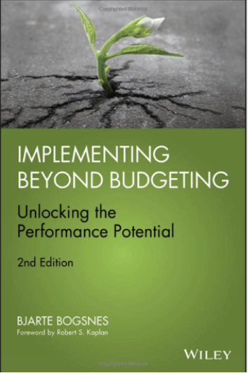 Implementing Beyond Budgeting Book